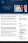 ICSW Sveriges webbplats